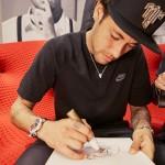 Neymar Jr. e GaGà Milano a Tokyo