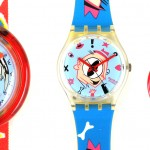 Solo online l'asta a tempo di orologi Swatch
