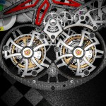 Roger Dubuis – Excalibur Spider Pirelli Doppio Tourbillon Volante Rosso