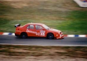 Gianni Giudici 1993 - Alfa Romeo 155 D2