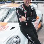 TAG Heuer da Monaco a Le Mans con Patrick Dempsey