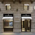 Vacheron Constantin: nuova boutique milanese