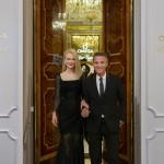 """Omega e Nicole Kidman in Russia per la mostra """"Her Time"""""""