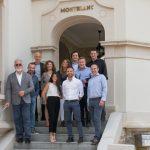 Visita alle manifatture Montblanc