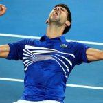 Seiko e Novak Djokovic trionfano agli Australian Open