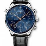 """IWC Portugieser Chronograph Rattrapante <br /> Edition """"Boutique Milano"""""""