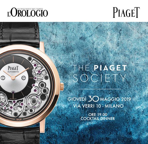 Piaget Society