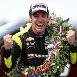 L'ambasciatore Richard Mille Simon Pagenaud <br /> trionfa alla 500 Miglia di Indianapolis
