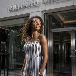 Maria Vicente è la nuova partner di Richard Mille
