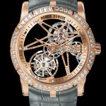 Roger Dubuis Excalibur 36 Skeleton Flying Tourbillon