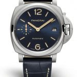 Panerai – Nuovi Luminor Due
