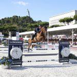 Ben Maher si aggiudica il Longines Global Champions Tour Grand Prix di Roma