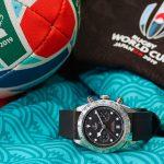 Tudor e la Rugby World Cup 2019