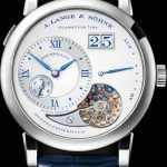 """Presentato il decimo e ultimo orologio Lange 1 """"25° Anniversario"""""""