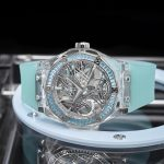 Lo speciale Hublot Classic Fusion venduto all'asta per Only Watch