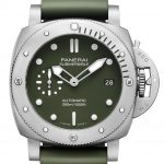 Panerai Submersible Verde Militare – 42 mm