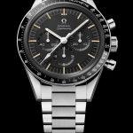 Omega presenta lo Speedmaster Moonwatch 321 <br /> in acciaio