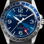 Anteprima Baselworld 2020: <br /> Bell & Ross BR V2-93 GMT Blue