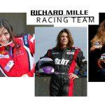 Richard Mille: un team tutto al femminile