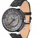 Louis Vuitton – Tambour Moon Dual Time Watch