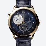 Slim d'Hermès GMT: viaggio attraverso il globo