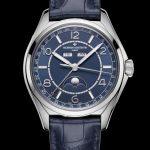 Il Fiftysix di Vacheron Constantin si veste di blu