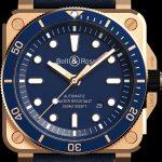 Bell & Ross BR03-92 Diver Blue Bronze