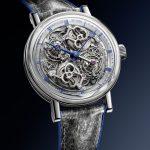 """Classique Double Tourbillon Quai de l'Horloge, <br /> la nuova """"scultura"""" a firma Breguet"""