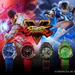 Seiko 5 Sports in collaborazione con Street Fighter V