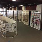 La mostra per i 100 anni di Rosas 1945