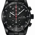 Porsche Design – Chronotimer Series 1 <br /> Matte Black