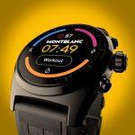 Nuovo smartwatch per Montblanc