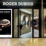 La prima boutique virtuale firmata Roger Dubuis