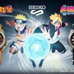 Seiko 5 Sports incontra Naruto e Boruto