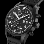 "IWC – Pilot's Watch Chronograph Edition ""Tribute to 3705"""