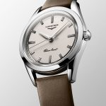 Longines – Silver Arrow