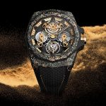 Corum – Admiral 45 Automatic Openworked Flying Tourbillon Carbon & Gold