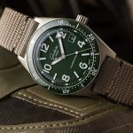 Glashütte Original SeaQ in versione green