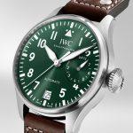 IWC – Big Pilot's Watch Racing Green