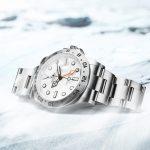 Il nuovo Explorer II di Rolex