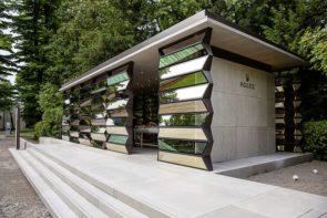 Il padiglione Rolex presso la Mostra Internazionale di Architettura – La Biennale di Venezia.