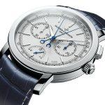 Vacheron Constantin Traditionnelle cronografo rattrapante ultra-piatto Collezione Excellence Platine