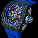 Richard Mille RM 11-04 Cronografo Flyback Automatico Roberto Mancini