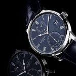 Glashütte Original – Senator Chronometer in blu