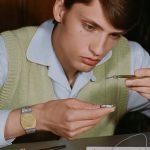 Svelata la nuova campagna orologi di Gucci