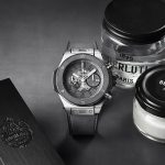 Hublot – Big Bang Unico Berluti Aluminio
