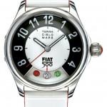 L'orologio della 500!