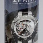 Da BaselWorld 2007: l'Energy Drink firmato Zenith!