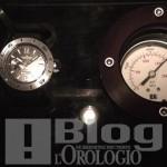 Istantanea del Master Compressor Diving a 1.080 metri di profondità
