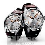 Gli orologi da aviatore per padre e figlio di IWC